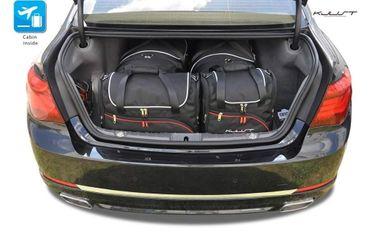 Kofferraumtasche - KJUST - BMW 7L, 2008-2015 CAR BAGS SET - 4 Taschen - 7007041 – Bild 1