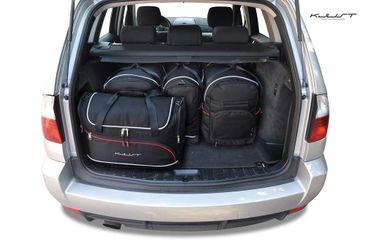 Kofferraumtasche - KJUST - BMW X3 2003-2010 CAR BAGS SET - 5 Taschen - 7007072 – Bild 2