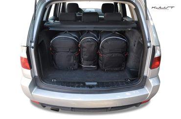Kofferraumtasche - KJUST - BMW X3 2003-2010 CAR BAGS SET - 5 Taschen - 7007072 – Bild 3