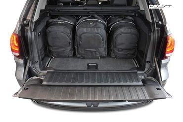 Kofferraumtasche - KJUST - BMW X5 2013+ CAR BAGS SET - 5 Taschen - 7007031 – Bild 2