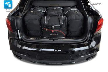 Kofferraumtasche - KJUST - BMW X6 2014+ CAR BAGS SET - 4 Taschen - 7007032 – Bild 1