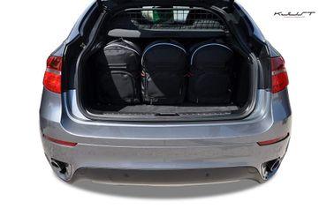 Kofferraumtasche - KJUST - BMW X6, 2008-2014 CAR BAGS SET - 5 Taschen - 7007055 – Bild 3
