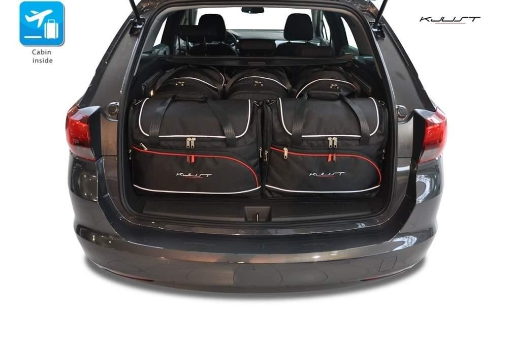 kofferraumtasche kjust opel astra tourer 2015 car. Black Bedroom Furniture Sets. Home Design Ideas