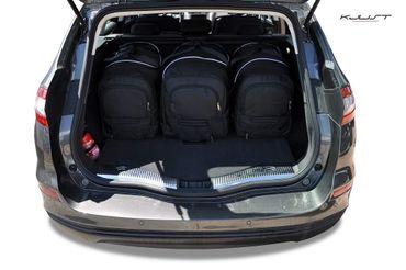 Kofferraumtasche - KJUST - FORD MONDEO COMBI, 2014- CAR BAGS SET - 5 Taschen - 7015017 – Bild 3