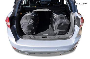 Kofferraumtasche - KJUST - FORD KUGA I, 2008-2012 CAR BAGS SET - 4 Taschen - 7015033 – Bild 3