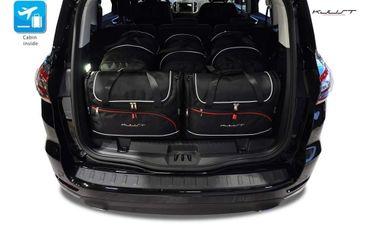 Kofferraumtasche - KJUST - FORD S-Max 2015+ CAR BAGS SET - 5 Taschen - 7015021 – Bild 1