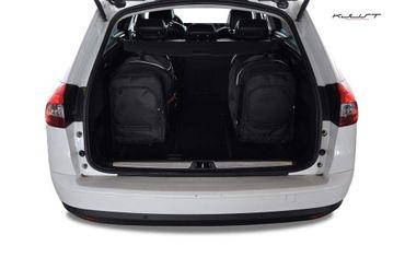 Kofferraumtasche - KJUST - CITROEN C5 TOURER 2008+ CAR BAGS SET - 5 Taschen - 7010020 – Bild 4