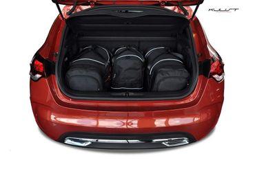 Kofferraumtasche - KJUST - CITROEN DS4 2011+ CAR BAGS SET - 4 Taschen - 7010018 – Bild 2