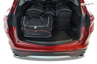 Kofferraumtasche - KJUST - ALFA ROMEO STELVIO 2017+ CAR BAGS SET - 5 Taschen - 7001008 – Bild 2