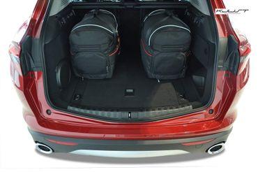 Kofferraumtasche - KJUST - ALFA ROMEO STELVIO 2017+ CAR BAGS SET - 5 Taschen - 7001008 – Bild 4