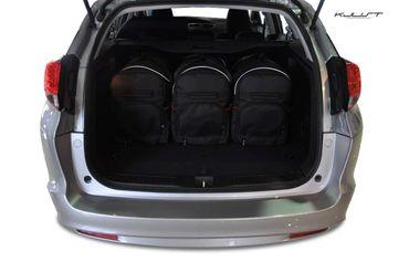 Kofferraumtasche - KJUST - HONDA CIVIC TOURER 2012+ CAR BAGS SET - 5 Taschen - 7016014 – Bild 2