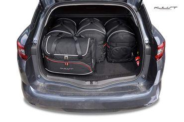 Kofferraumtasche - KJUST - RENAULT MEGANE GRANDTOUR 2016+ CAR BAGS SET - 5 Taschen - 7034009 – Bild 2