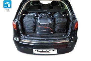 Kofferraumtasche - KJUST - FIAT CROMA 2005-2010 CAR BAGS SET - 4 Taschen - 7014013 – Bild 1