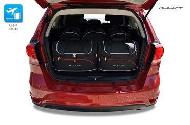 Kofferraumtasche - KJUST - FIAT FREEMONT, 2011- CAR BAGS SET - 5 Taschen - 7014006 – Bild 1
