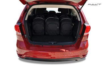 Kofferraumtasche - KJUST - FIAT FREEMONT, 2011- CAR BAGS SET - 5 Taschen - 7014006 – Bild 3