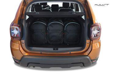 Kofferraumtasche - KJUST - DACIA DUSTER II, 2017+ CAR BAGS SET - 5 Taschen - 7011007 – Bild 3