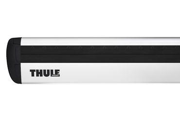 Dachgepäckträger - Thule WingBar Evo ALU - 127 cm - für VW Golf 5 & Golf 6 2004-2012 ohne Reling – Bild 7