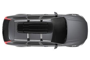 Dachbox - Thule Force XT Sport Black Aeroskin - 300 Liter – Bild 8