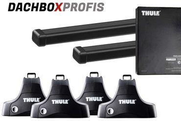 Dachgepäckträger - Thule Stahl für TOYOTA Corolla Verso & Verso 2004+ ohne Reling – Bild 1