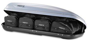 Hapro Dachbox-Taschen-Set – Bild 1