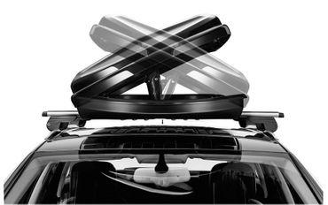 Dachbox Hapro Nordic 10.8 Brilliant Black - 460 Liter – Bild 7