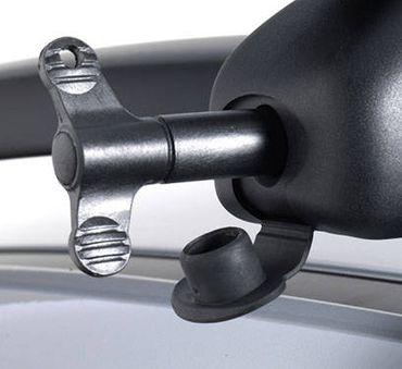 Dachgepäckträger - Atera Signo ASR Alu - 122cm - Universal - 42222 – Bild 5