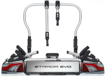 Fahrradträger Atera Strada EVO 2 - E-Bike geeignet - Kupplungsträger – Bild 1