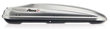 Dachbox Atera Formula 980 silver carbon 360 Liter – Bild 1