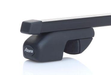 Dachgepäckträger - ASR Atera Signo Relingträger XL Stahl - 1370mm - Universal