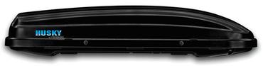 Dachbox Kamei Husky L schwarz 330 Liter