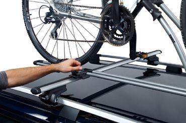 Fahrradträger - Thule FreeRide 532 - Dachträger – Bild 3