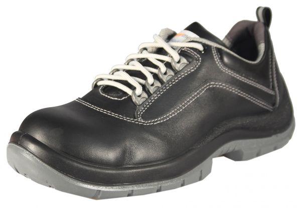 NAKODA ATP-40 - Unisex Erwachsene Arbeits & Sicherheitsschuhe S2 SRC ESD Mekap Safety Shoes Footwear Leder – Bild 1