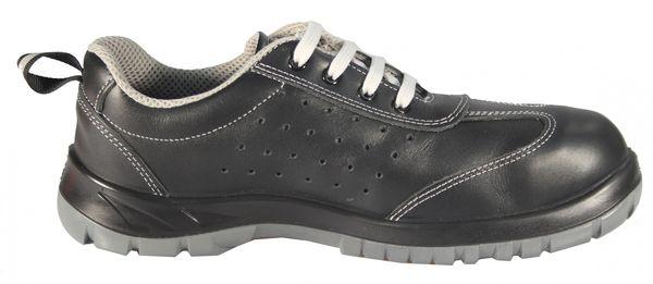 JERIKO 240 - Unisex Erwachsene Arbeits & Sicherheitsschuhe Sneaker S1 - SRC Mekap Safety Shoes Footwear mit Leder oder Wildleder Velour Suede – Bild 11
