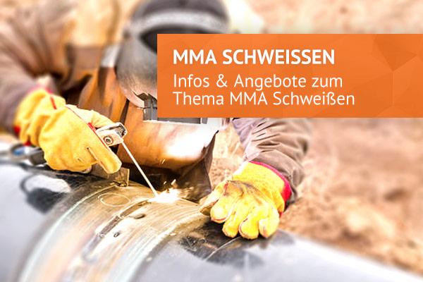 Alles zum Thema MMA Schweissen
