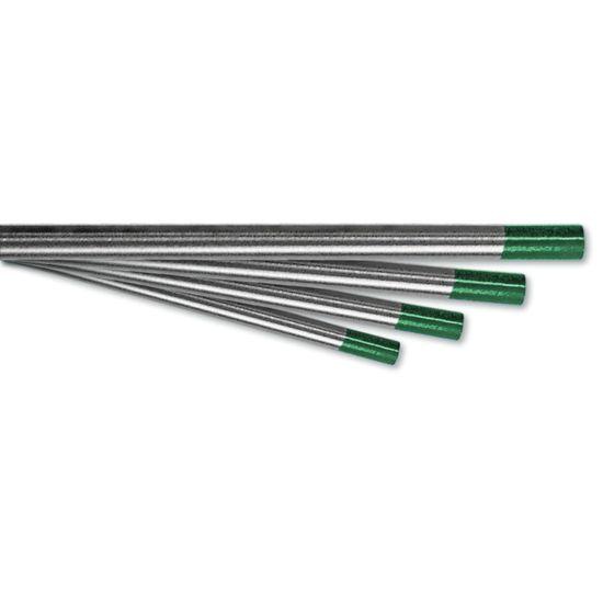 Wolfram-Elektrode WP grün