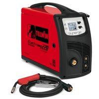 TELWIN Electromig 220 Synergic ATC MIG/MAG/WIG/MMA Multiprozess Schweißgerät 001