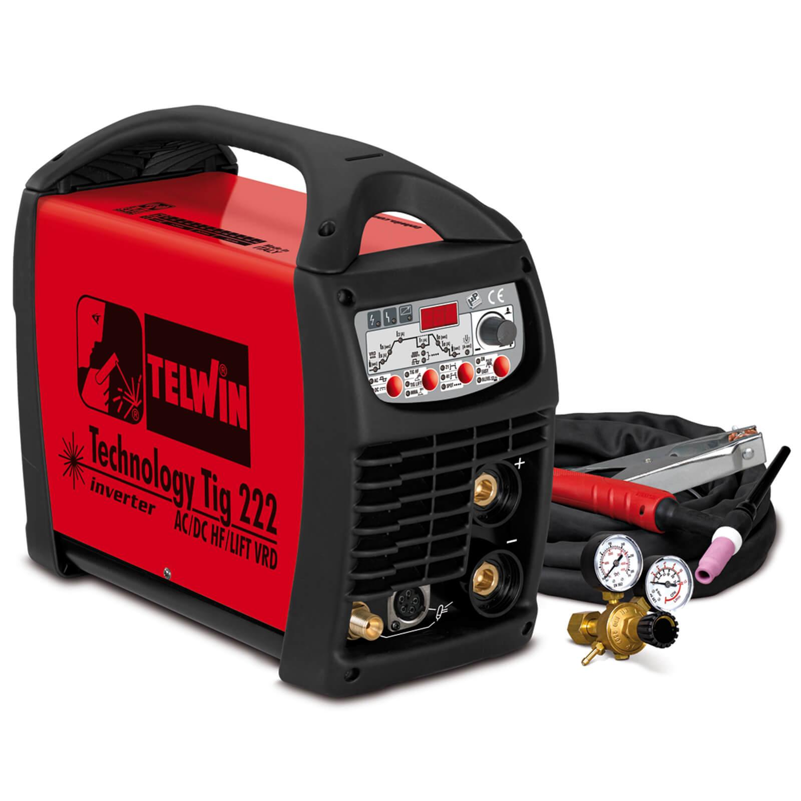 Technology Tig 222 AC/DC HF/LIFT