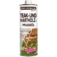 Teak- und Hartholz-Pflegeöl 1000 ml Vorschau