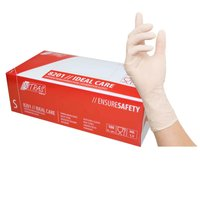 NITRAS Ideal Care Latex-Einmalhandschuhe
