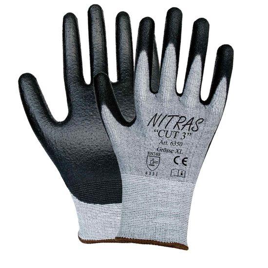 CUT 3 Schnittschutzhandschuhe 6350