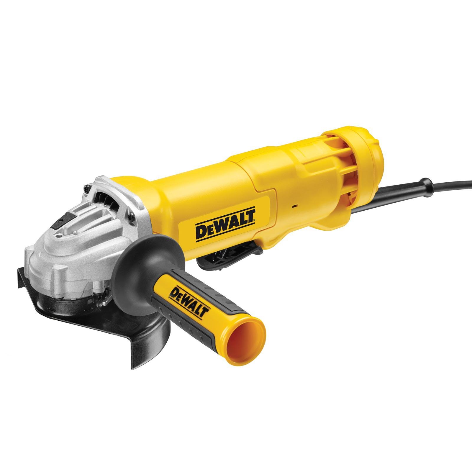 DeWALT DWE4203-QS Winkelschleifer 125 mm - 1010...