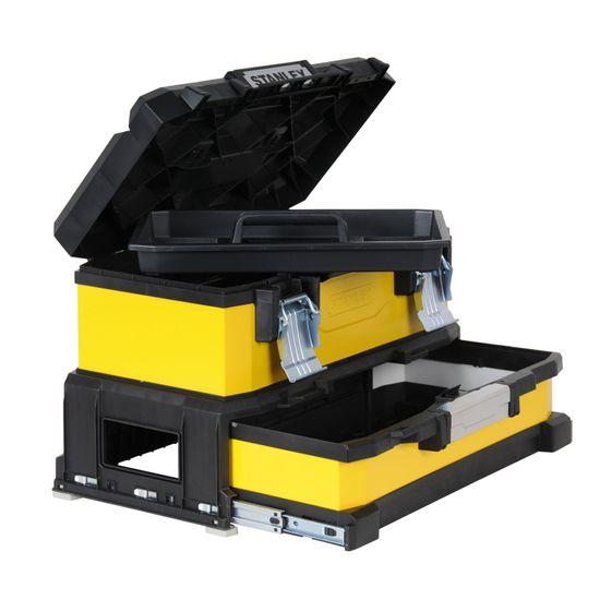 Werkzeugbox Metall-Kunststoff 1-95-829