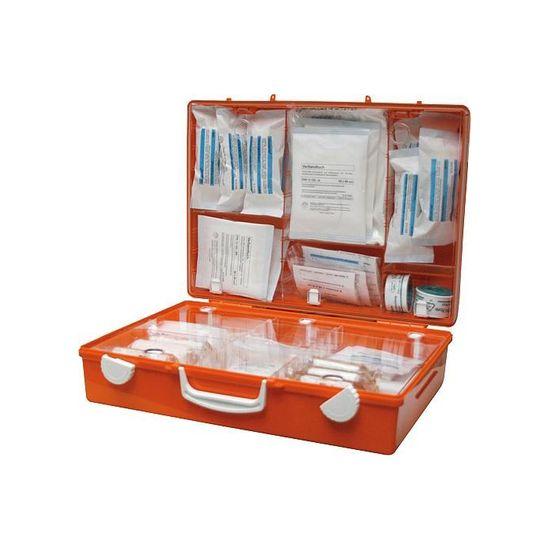 söhngen Erste Hilfe-Koffer MT-CD orange DIN 13169 (bis 300 Mitarbeiter)