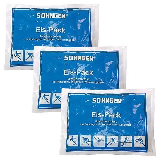 Kältepack - Kältekompresse 3 Stück