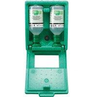 Augenspülstation in Wandbox inkl. 2x 500 ml Augenspüllösung