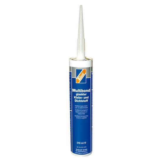TECHNOLIT Multibond Klebe- und Dichtstoff glasklar 310 ml