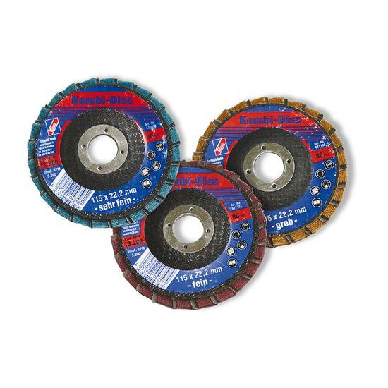 TECHNOLIT Double-Disc Fächerscheibe