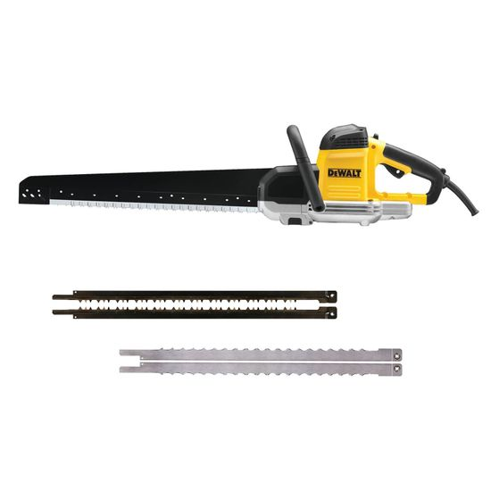 DeWALT Spezialsäge Alligator DWE399-QS Set