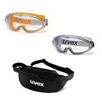 uvex Vollsichtbrille ultrasonic 9302 mit Textil-Etui - verschiedene Ausführungen