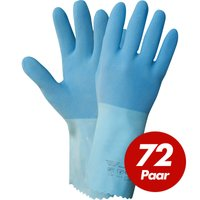 Blue Power Grip Latexhandschuhe 1611 - 72 Paar